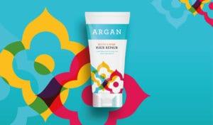 argan oil product design