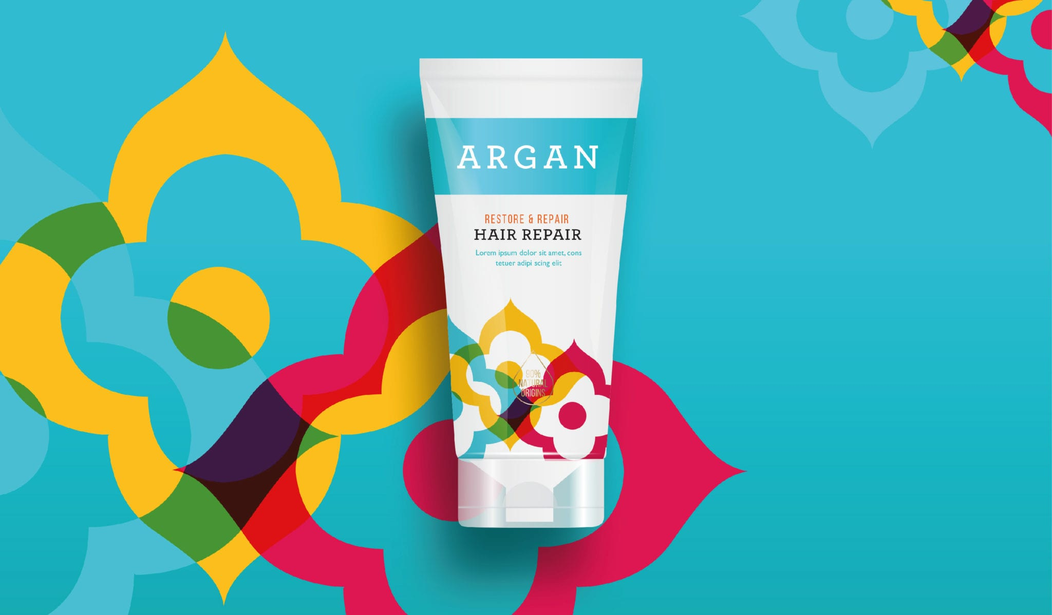 argan oil product design