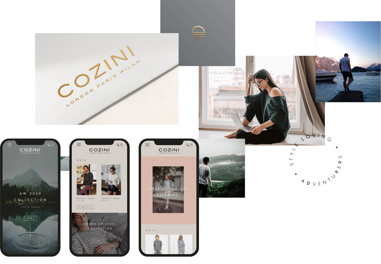 Corzini Brand Launch