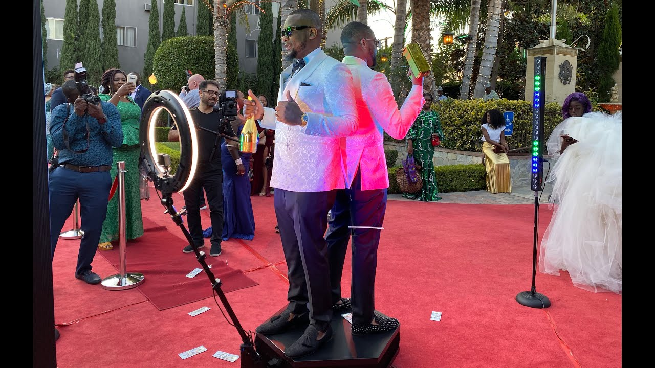 Hire 360 photo booth